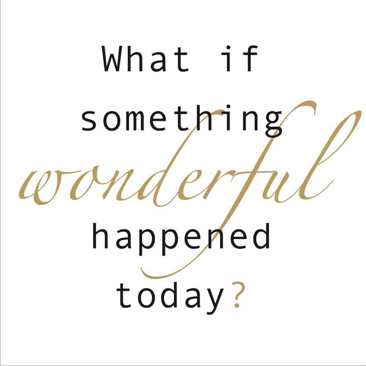 So what if something wonderful happened today?   A preview of what's to come at Lill Øyunn Creative Studio. #wonderful #inspirationalposters #locreativestudio