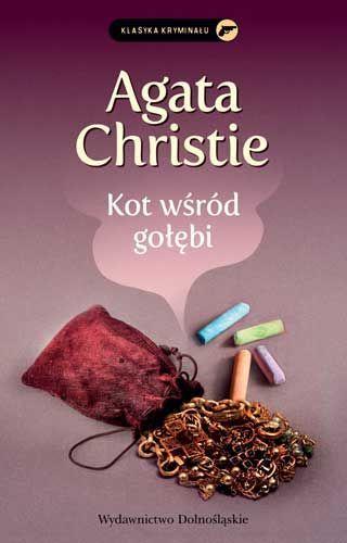 Agatha Christie - Kot wśród gołębi