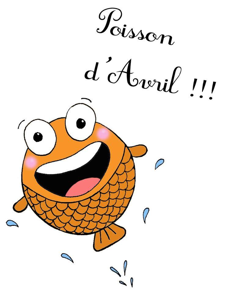 20 best images about poisson d 39 avril on pinterest nu 39 est jr sons and ps - Poisson rouge rigolo ...