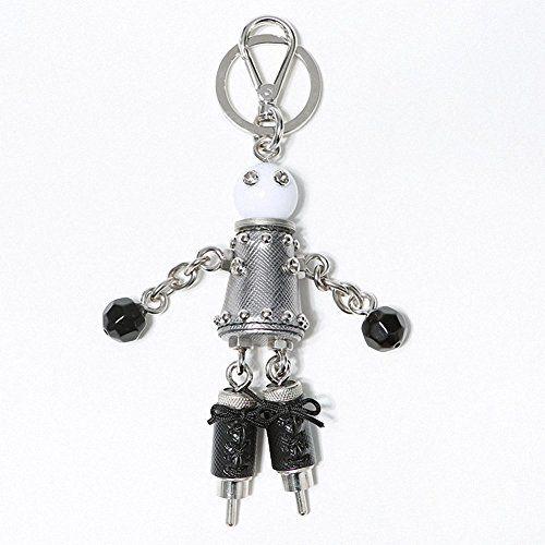 (プラダ) PRADA 16SS SAFFIANO トリックロボット キーリング/キーホルダー 1TR011 FJ... http://www.amazon.co.jp/dp/B01G4SG8NE/ref=cm_sw_r_pi_dp_XBvrxb14CEJKF
