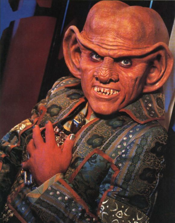 Another out-of-this-world actor... Armin #Shimerman as Quark - DS9