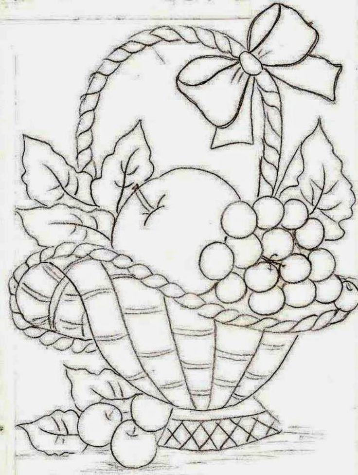 672 best images about dibujos para bordar o pintar on for Pinturas para pintar