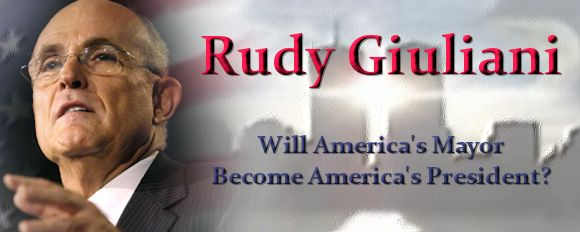 Rudy Giuliani: 2012 Presidential Profile | Conservative Daily News