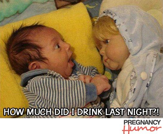 20 Funny Baby Pictures to Help You Forget About Your Morning Sickness