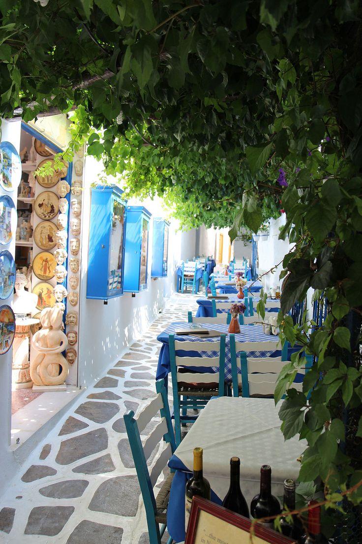 Taverna in Hora, Naxos, Greece                                                                                                                                                      More