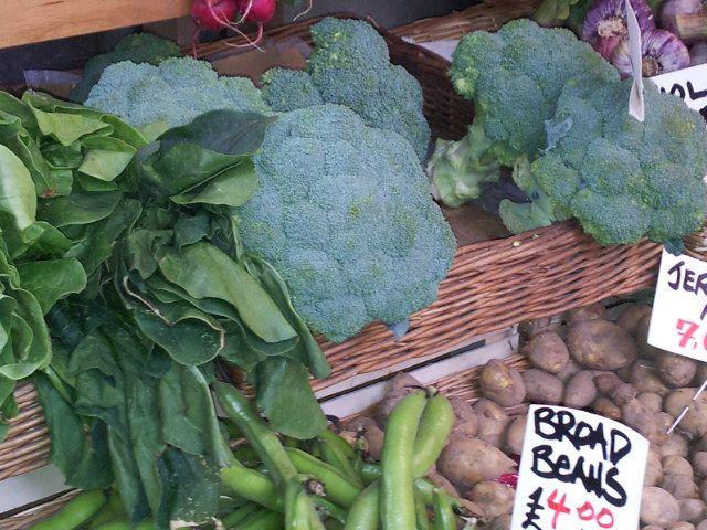 Superdaddy Superfood Broccoli