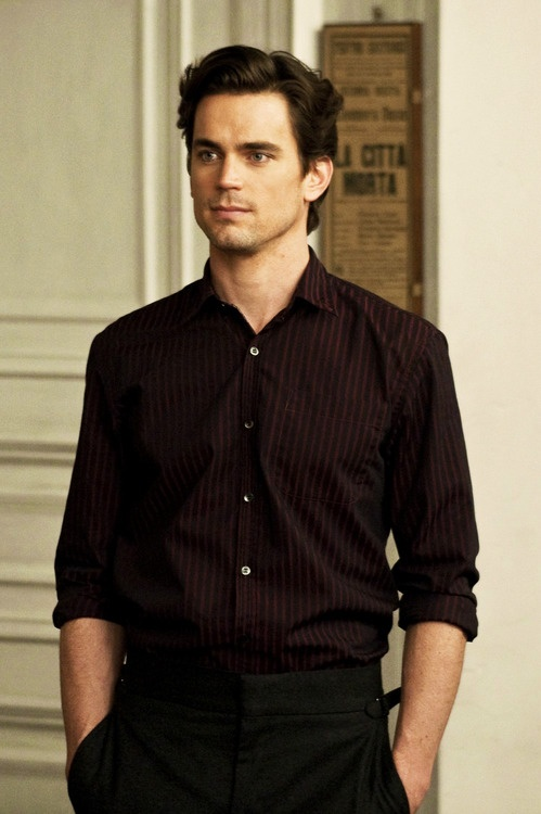 13/50picsofMB as Neal Caffrey