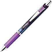 My #1 Fav Pen for work (besides Sharpie Extra Fine Point pens) Pentel Energel® Deluxe RTX Retractable Liquid Gel-Ink Pens, Needle Tip, Medium Point, Violet, Dozen