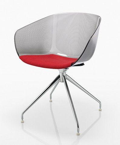 Maya.6 Spider Base Chair by Softline Allkit