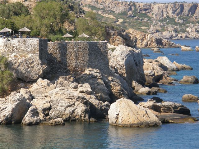 Agriolykos Pension Therma Island Ikaria Greece - Hot Thermal Springs Spa Town