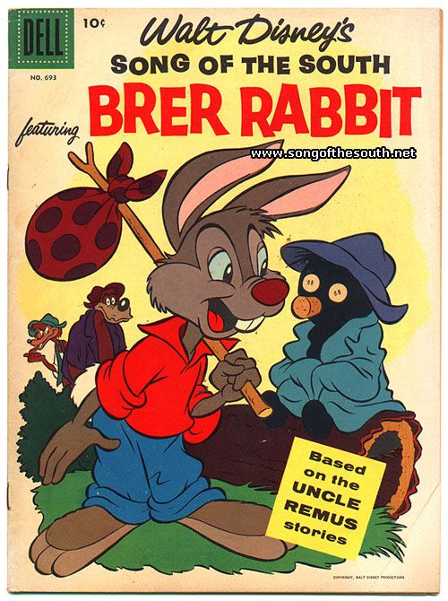 40 best song of the south pictures selfies images on pinterest brer rabbit 1946 10 comic book voltagebd Choice Image