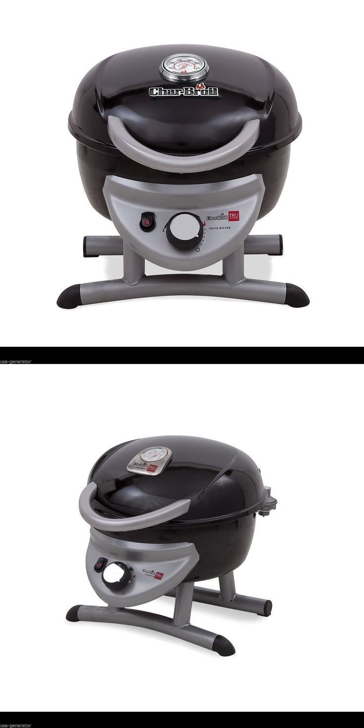 Camping BBQs and Grills 181388: Portable Propane Grill Gas Lp Table Top Charbroil Bbq Patio Deck Tailgating New -> BUY IT NOW ONLY: $160.65 on eBay!