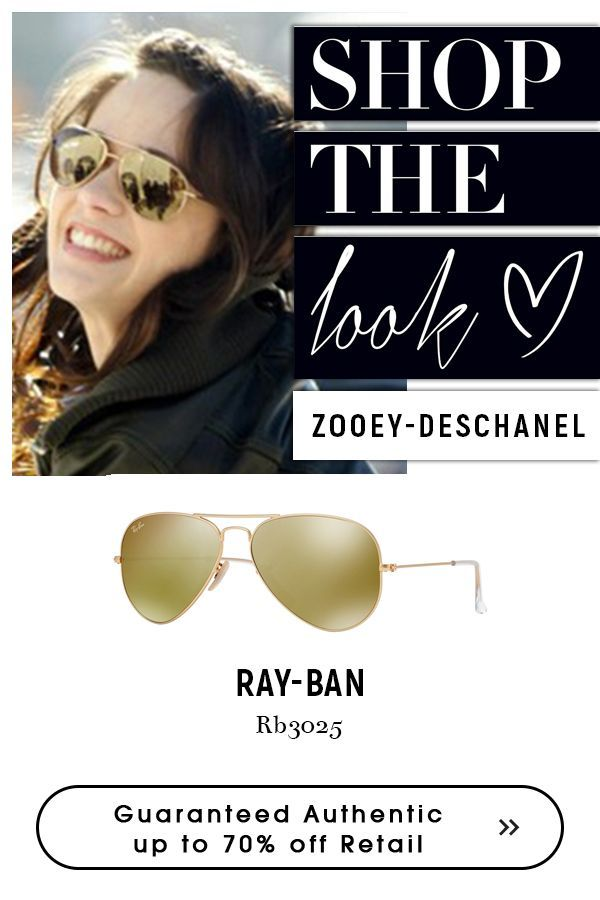 3eb934ba01183 zooey Deschanel with ray-ban sunglasses. shop your sunglasses with amazing  offers  eyeglasses123.com