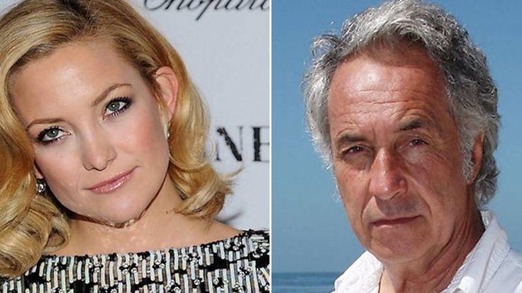 Bill Hudson and Goldie Hawn | Bill Hudson skilde sig från Goldie Hawn när dottern Kate bara var ...