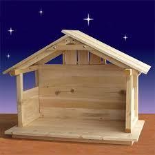 Resultado de imagem para nativity stable