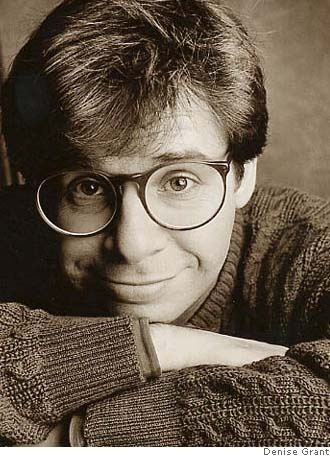 "Frederick Allan ""Rick"" Moranis (born April 18, 1953) is a Canadian actor. Moranis came to prominence around 1980 in the sketch comedy show Second City Television, and later appeared in several Hollywood films including Strange Brew; Ghostbusters; Spaceballs; Little Shop of Horrors; Honey, I Shrunk the Kids; Little Giants; Parenthood; The Flintstones; and My Blue Heaven. He is the widower of his only wife, Anne Moranis."