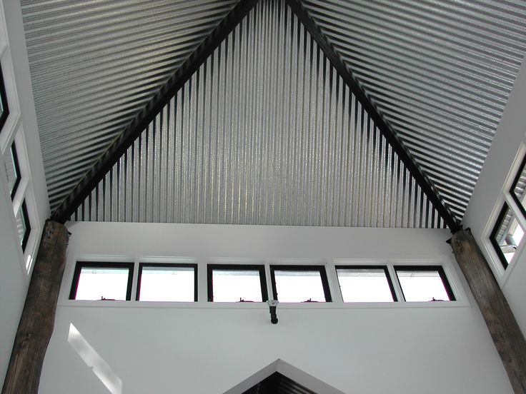 Internal view of a Ritek panel at this bespoke winery.