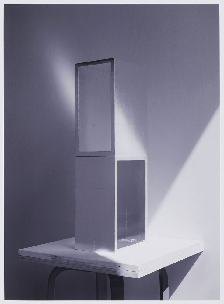 Sara VanDerBeek, 'Asymmetrical Alignment' Edition of 120 Digital c-print 51.5 x 37.5 cm (20.5 x 15 in)