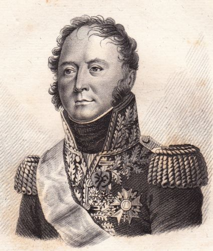 General-Belliard-Fontenay-le-Comte-Vendee-Napoleon-Bonaparte-Premier-Empire-1918