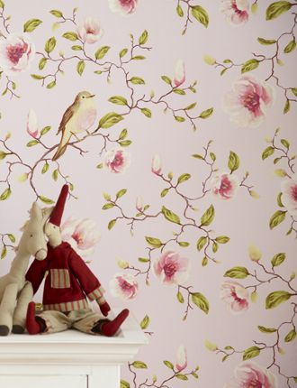 Un Bisou wallpaper from Eijffinger
