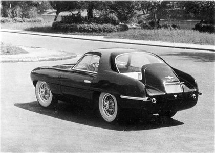 Pegaso Z-102 Thrill (Touring), 1953