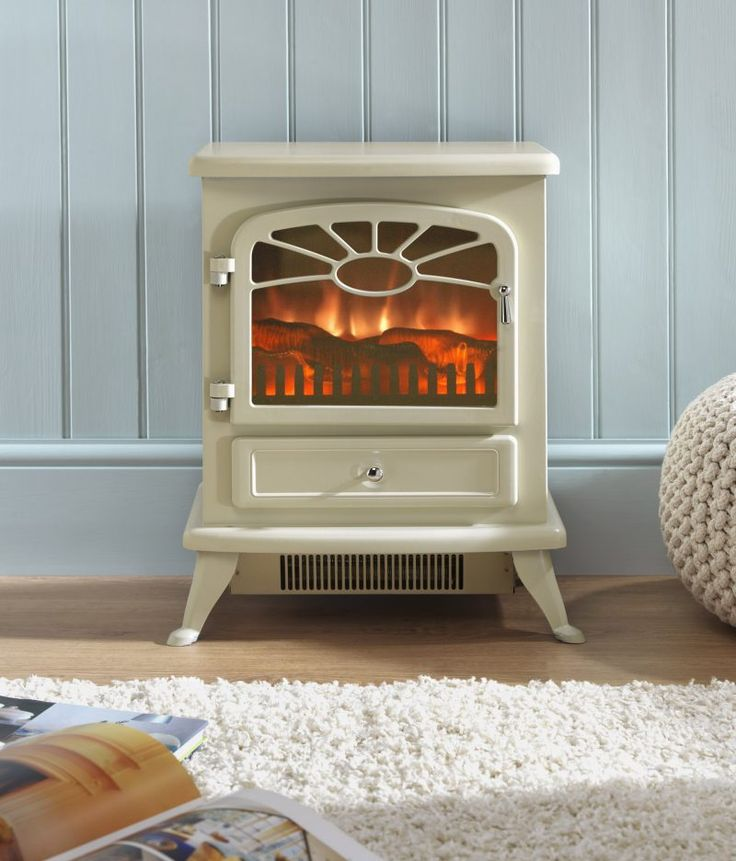 Bon Win An ES2000 Electric Stove From Focal Point Fires