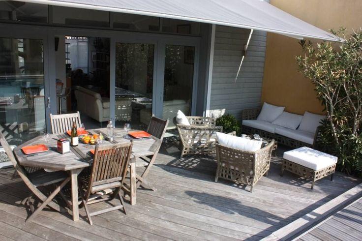 Location vacances maison La Rochelle: Extérieur