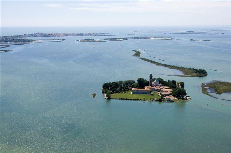 Grado. Laguna e Isola di BArbana