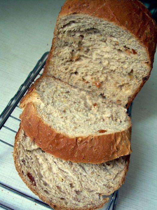 Бананово-ореховый хлеб