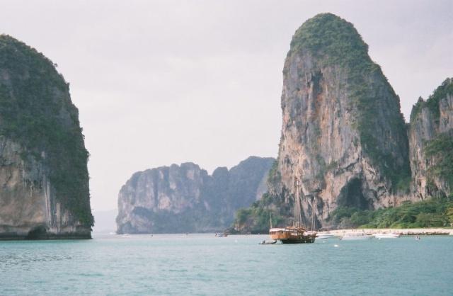 Krabi, Thailand (near Phuket)