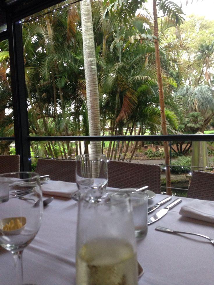 Dinner at the Royal Botanical Gardens