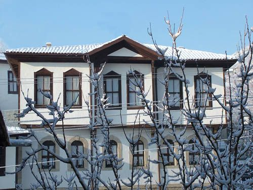 Beypazarı evi