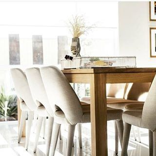 Made from Natural Oak and PERFECT for any dining space!