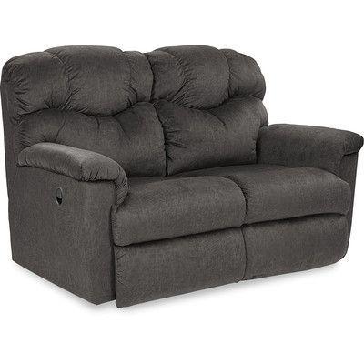 La-Z-Boy Lancer La-Z-Time Reclining Loveseat Cushion Fill: