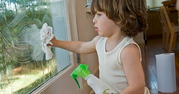 Ökologischer Fensterreiniger – in Minutenschnelle selbst hergestellt