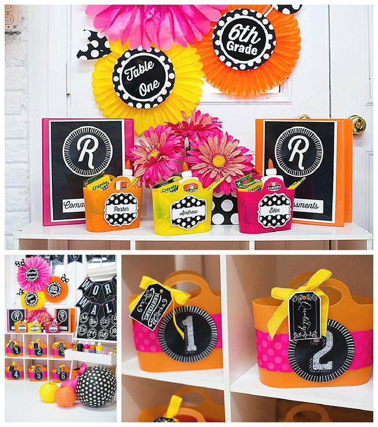 Yellow Classroom Decor ~ Best classroom theme ideas images on pinterest