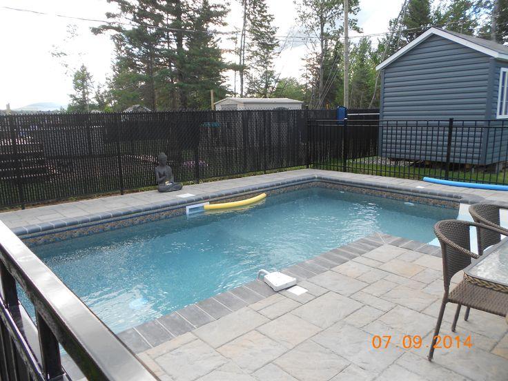 Projet Audrey Faust Trottoir autour de la piscine