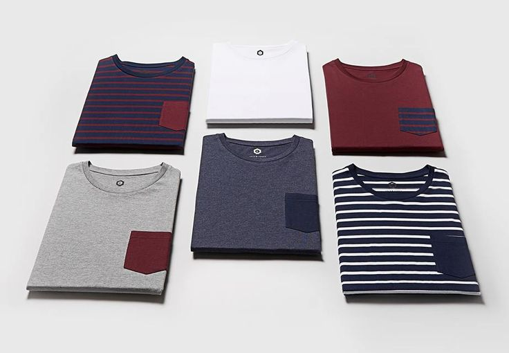 CORE by JACK & JONES tees. Check out the new arrivals at your nearest store