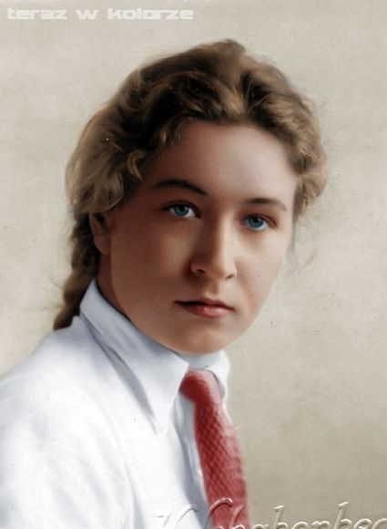 Helena Marusarzówna - mistrzyni sportów narciarskich, kurier tatrzański.