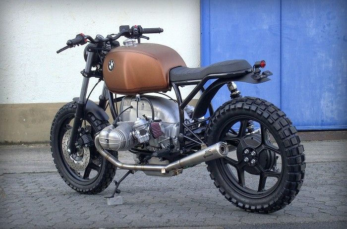 bmw r100 street tracker by walzwerk schizzo beemer. Black Bedroom Furniture Sets. Home Design Ideas