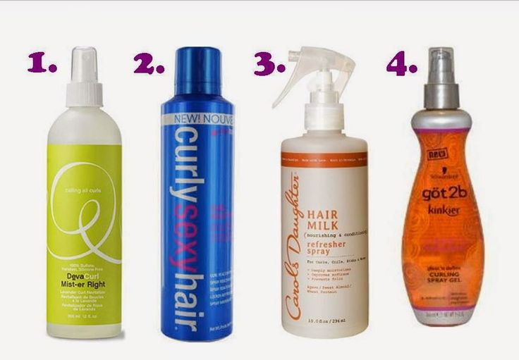 26 Best Hair Products For 2b/Curly Wavy Hair Images On