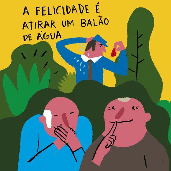 12 DE FEVEREIRO - Felicidário