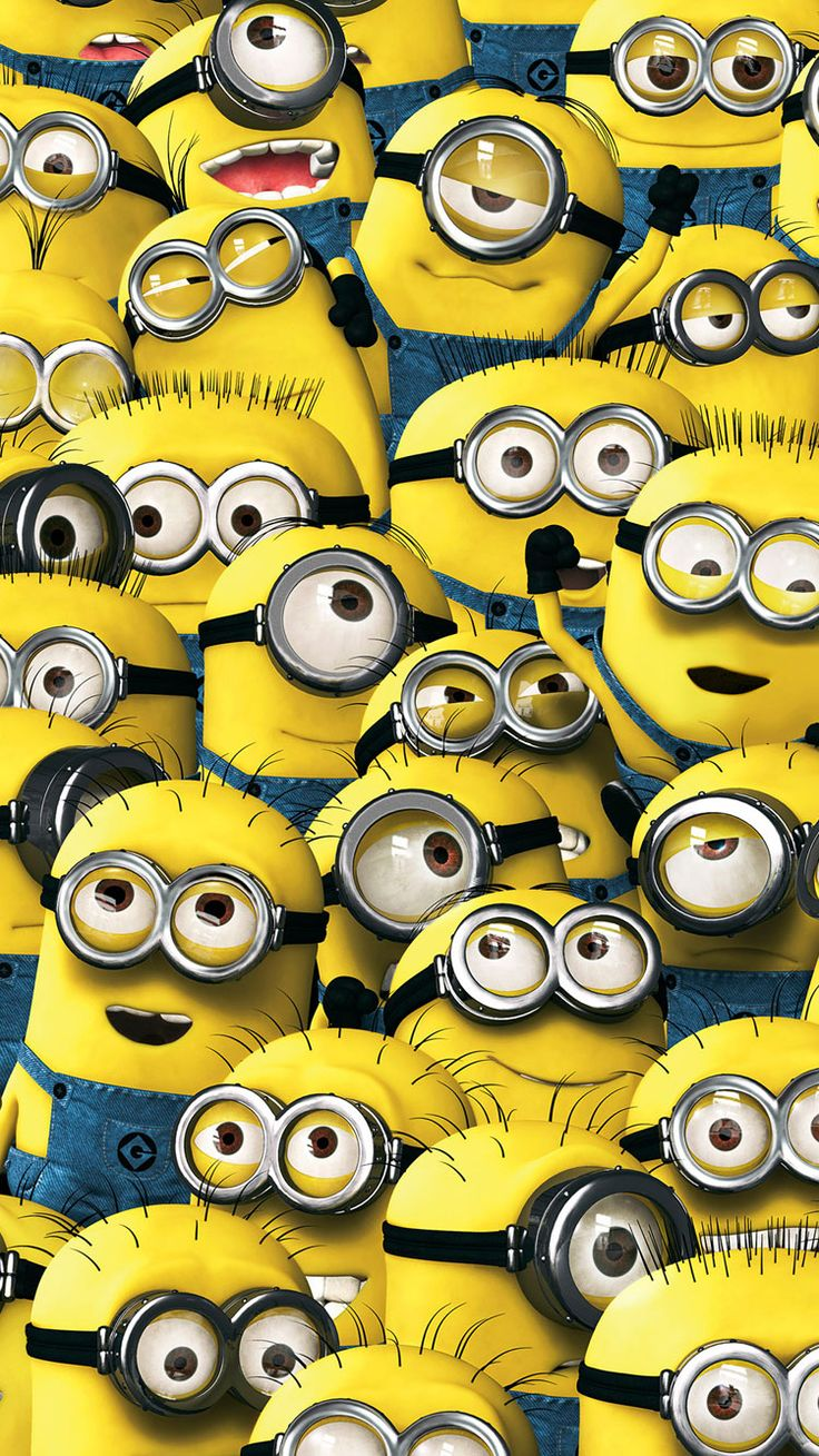 Tumblr iphone wallpaper minions - Minions 2015 Movie Iphone 6 Wallpaper In Good Quality