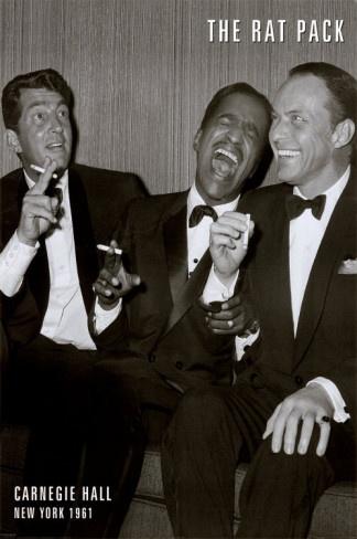 Sammy Davis Jr, Dean Martin, Frank Sinatra - Vegas Legends