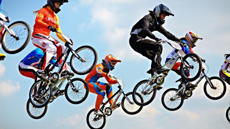 BMX at the Olympic Games - Rio 2016