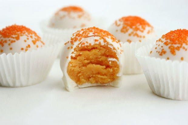 Γλυκές Τρέλες: Μπουκίτσες πορτοκαλιού !!!!