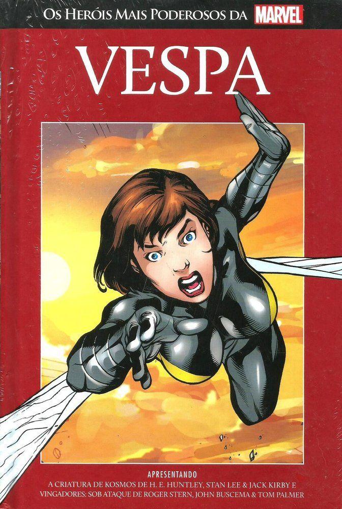 Vespa - 48 I Os heróis mais poderosos da Marvel