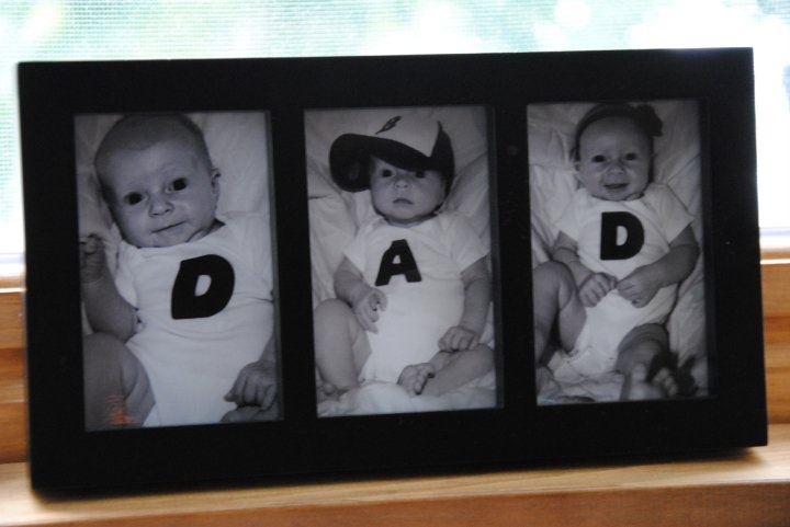first fathers day frame and baby makes three pinterest fathers day fathers day frames and first fathers day