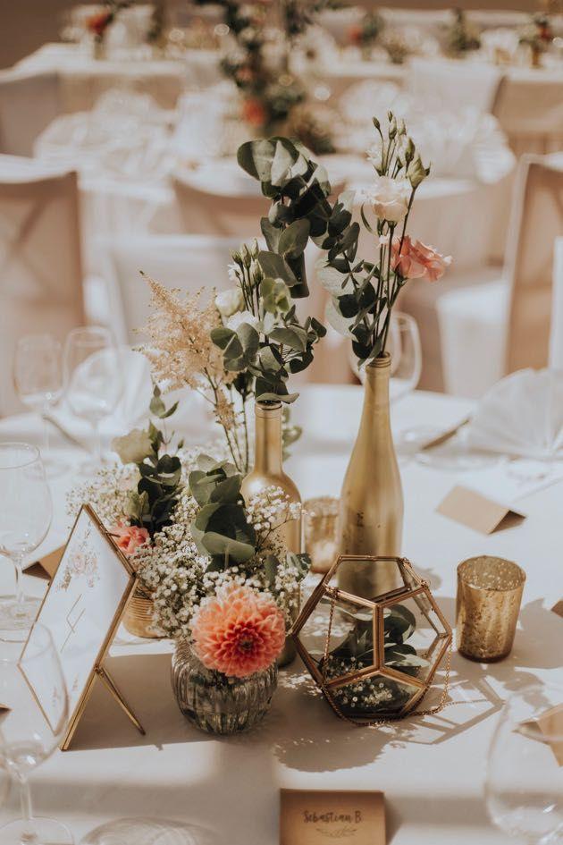 139 Ideen für eure Hochzeitsdeko – Die schönsten Inspirationen von der Trauung bis zur Tischdeko – kleiner Flieder | Hochzeitsplanung & Hochzeitsinspiration