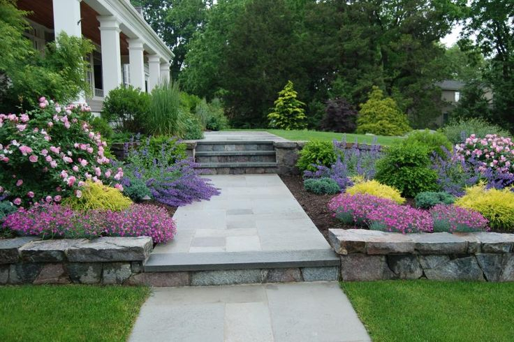 187 best images about landscaping on pinterest for Curb appeal landscaping ideas
